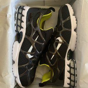 Nike x Stussy Air Kukini Spiridon Cage (Black)